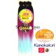 3X Rastafri HighLight Jumbo Kanekalon haj (szín 3T1B/PK/T.BLUE)