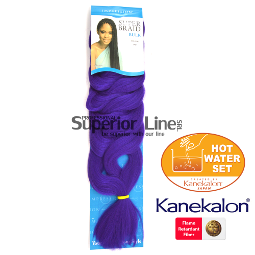 Impression Super Braid (color PURPLE)