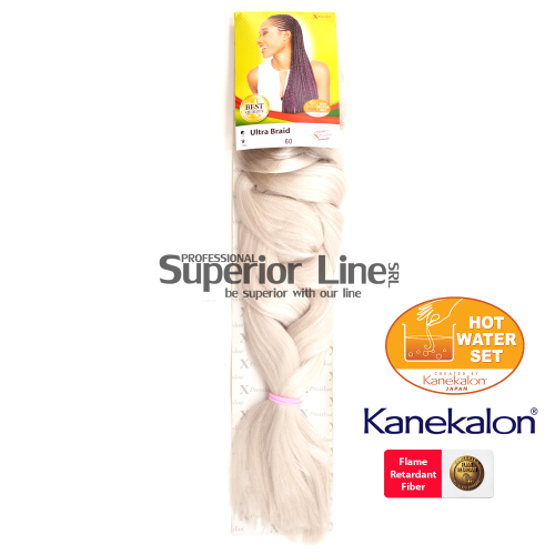 X-Pression Ultra Braid (culoare 60)