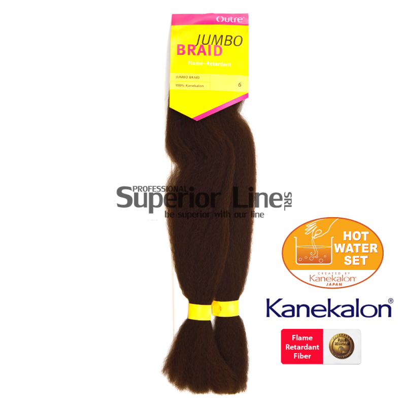 Outre Jumbo Braid (colore 6)