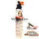 Kuknus Carribean crochet braids (color TTSILVER)