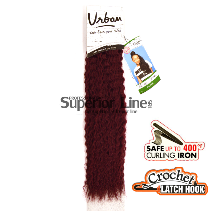 Urban Fresh crochet braid (color BG)
