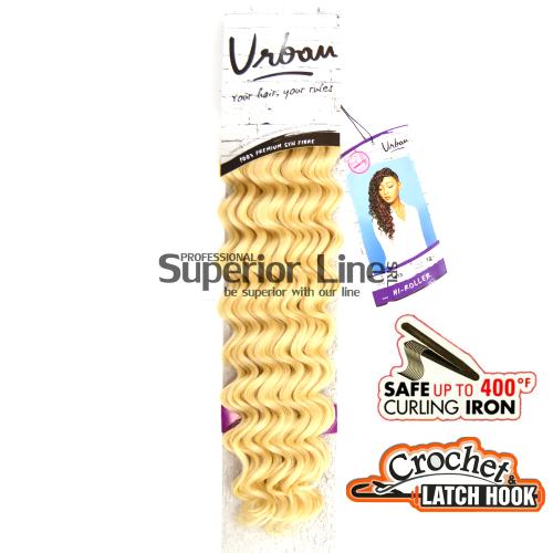 Urban Hi-Roller crochet braid (color 613)