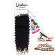 Urban Spiral hajhosszabbitas szintetikus fürtök afro (szín 1)
