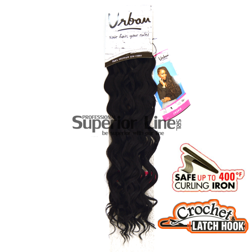 Urban Charm crochet braid (color 1)