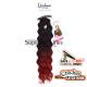 Urban Charm crochet braid (color T1B/RED)