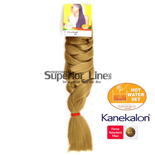 X-Pression Ultra Braid Kanekalon haj (szín 24)