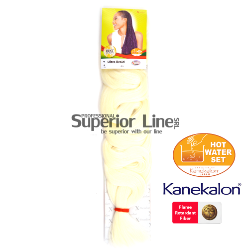 X-Pression Braid kanekalon-zöpfe aus kunsthaar (farbe SB)