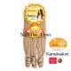 Rastafri Goddess 3X Pre Streched kanekalon haj (szín SMOKEY