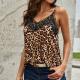 undershirt women elegant with leopard print