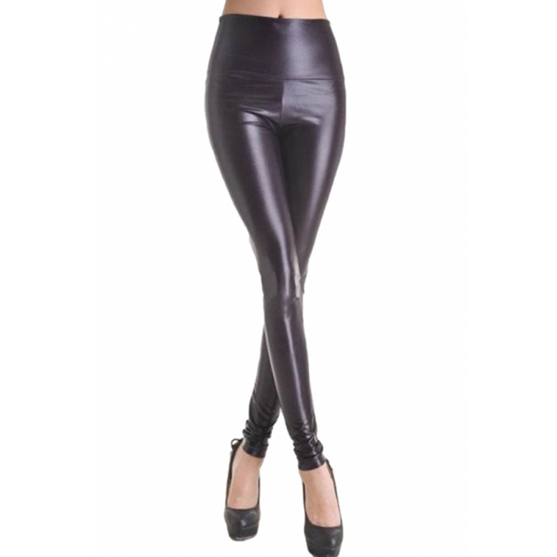 Leggings women imitation leather