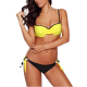 Swimsuit women 3 pieces bra, panties and shorts