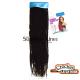 Impression SM 2X hajhosszabbitas szintetikus fürtök afro (szín
