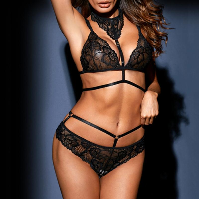 Sexy underwear set 2 pieces