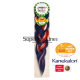 Rastafri AFB Sports Braid Pre Streched (culoar N.BL/RED/WHT)