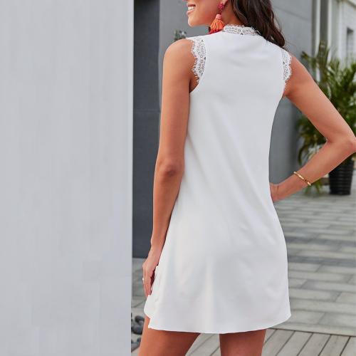 Dress mini sleeveless