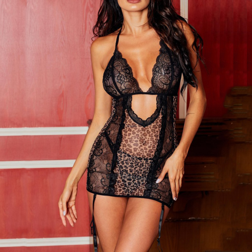 BaByDoll mini dress erotic outfit