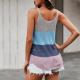 T-shirt Women knitted