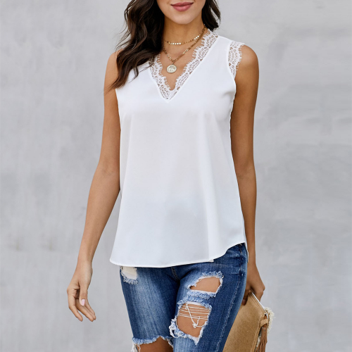 T-shirt Women with lace
