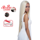Kima LSD60 Front Lace wig synthetic hair (color BLOND)