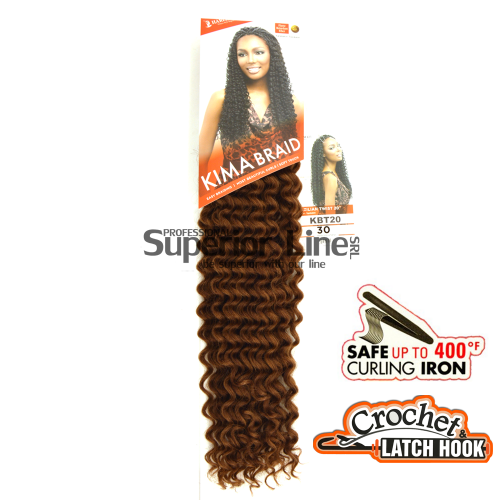 Kima Brazilian Twist Crochet braids extensions (color 30)