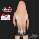 Kima LSD60 szintetikus haj parókák (szín ROSEGOLD)