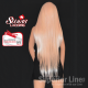 Kima LSD60 wig synthetic hair (color ROSEGOLD)
