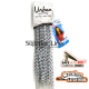 Urban Spring crochet braid (color COLD SILVER)