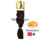 X-Pression Ultra Braid Kanekalon haj (szín 6)