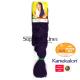 X-Pression Ultra Braid Kanekalon haj (szín VIOLET)
