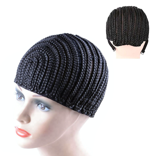 Wig Cap (crochet braid)