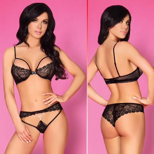 CoFashion Brittany set sexy underwear 2 pieces