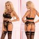 LivCo Corsetti Moridam set sexy underwear 3 pieces