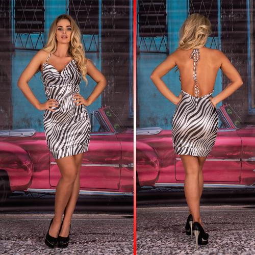 LivCo Corsetti Eliora short club dress