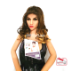 Cherish Nichole Front Lace wig synthetic hair (color OM27/30/613)