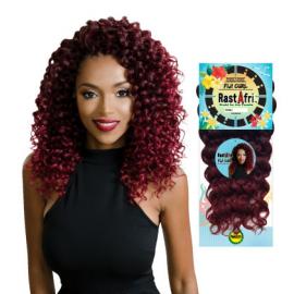 Model Model Beach Twist Extensii Afro