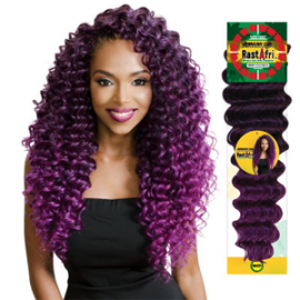 Jamaican Curl crochet braid