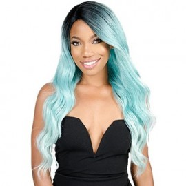 Synthetic curls wig