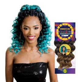 Deep Wave бразилски удължения за коса афро