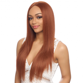Wigs straight hair synthetic
