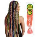 Rastafri Afrelle Синтетични коса за африканска плитка