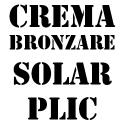 Solar tanning creams
