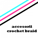 Accessory crochet braid