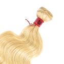 Bündel menschliches Haar indische unverarbeitete Jungfrau