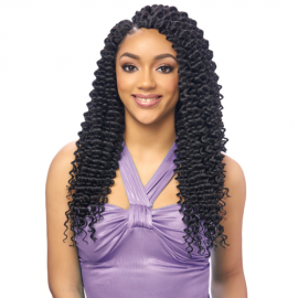 Kima Brazilian Twist Crochet Braid