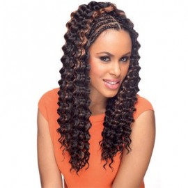 Cherish Bulk Deep Twist crochet braid