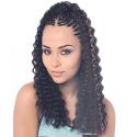 Deep Twist бразилски удължения за коса афро