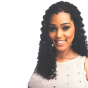 Pronto бразилски удължения за коса афро